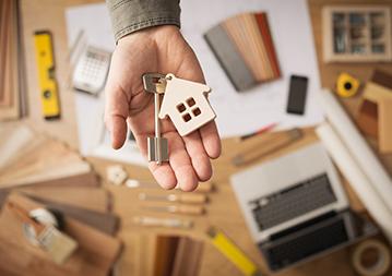 Immobilienkauf, Vermietung