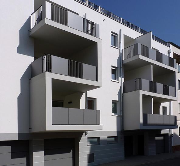 Wohnhaus Moltkestraße